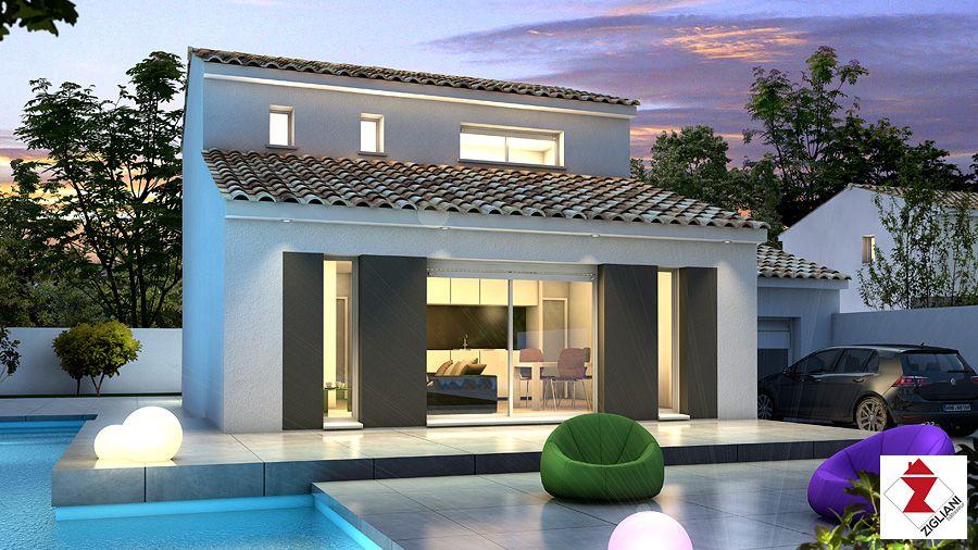 plan de maison zigliani
